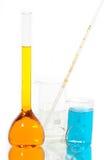χημεία Στοκ φωτογραφία με δικαίωμα ελεύθερης χρήσης