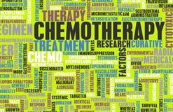 χημειοθεραπεία Στοκ Φωτογραφίες