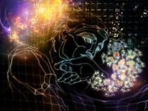 Χημικές σκέψεις Στοκ Εικόνες