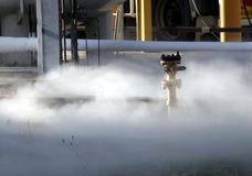 χημική έκχυση Στοκ φωτογραφίες με δικαίωμα ελεύθερης χρήσης