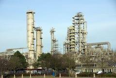 χημική βιομηχανία Στοκ φωτογραφίες με δικαίωμα ελεύθερης χρήσης