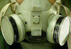 χημική μάσκα Στοκ φωτογραφίες με δικαίωμα ελεύθερης χρήσης