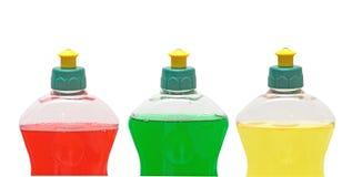 χημική ουσία μπουκαλιών π&om Στοκ Φωτογραφία