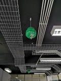 Χημικοί πυροσβεστήρες Στοκ εικόνα με δικαίωμα ελεύθερης χρήσης
