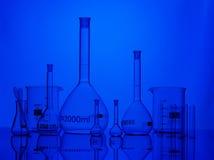 χημικός εξοπλισμός Στοκ Φωτογραφίες