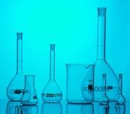 χημικός εξοπλισμός Στοκ Εικόνες
