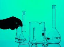 χημικός εξοπλισμός Στοκ εικόνες με δικαίωμα ελεύθερης χρήσης