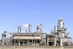 χημικό διυλιστήριο πετρ&epsilon Στοκ φωτογραφίες με δικαίωμα ελεύθερης χρήσης