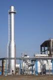 Χημικό εργοστάσιο Στοκ φωτογραφία με δικαίωμα ελεύθερης χρήσης