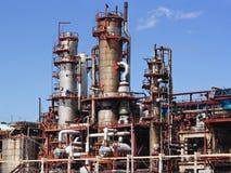 χημικό εργοστάσιο Στοκ Εικόνες