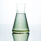 Χημικό μέτρο στοκ εικόνες