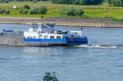 Χημικό σκάφος βυτιοφόρων Στοκ φωτογραφία με δικαίωμα ελεύθερης χρήσης