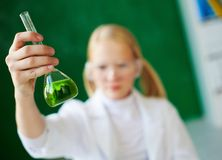 Χημικό υγρό Στοκ Φωτογραφία