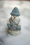 χιονάνθρωπος διακοσμήσ&epsi Στοκ εικόνα με δικαίωμα ελεύθερης χρήσης