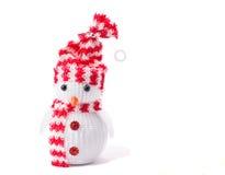 Χιονάνθρωπος κουρελιών Στοκ εικόνα με δικαίωμα ελεύθερης χρήσης