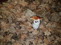 Χιονάνθρωπος; Σπάνιος Στοκ Εικόνα