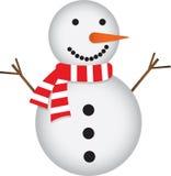 Χιονάνθρωπος Στοκ Φωτογραφίες