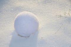 Χιονιά Στοκ εικόνα με δικαίωμα ελεύθερης χρήσης