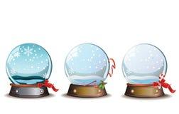 χιονιές Στοκ εικόνες με δικαίωμα ελεύθερης χρήσης