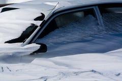 χιονισμένος Στοκ φωτογραφία με δικαίωμα ελεύθερης χρήσης