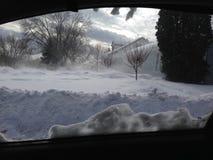 χιονοθυελλών Στοκ εικόνες με δικαίωμα ελεύθερης χρήσης