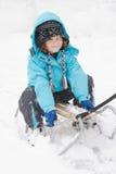 χιονοθύελλας Στοκ φωτογραφίες με δικαίωμα ελεύθερης χρήσης