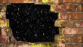 Χιονοπτώσεις μέσω του συνόλου φιλμ μικρού μήκους