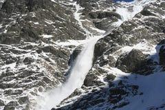 χιονοστιβάδα Στοκ Εικόνα