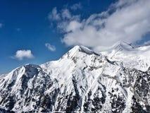 Χιονοδρομικό κέντρο του Μπάνσκο στοκ εικόνα