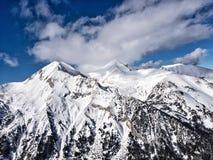 Χιονοδρομικό κέντρο του Μπάνσκο στοκ εικόνες με δικαίωμα ελεύθερης χρήσης