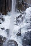 χιονώδης vernal πτώσεων Στοκ Εικόνες