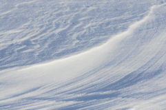 Χιονώδεις συστάσεις Στοκ εικόνες με δικαίωμα ελεύθερης χρήσης