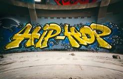 Χιπ χοπ Στοκ εικόνες με δικαίωμα ελεύθερης χρήσης