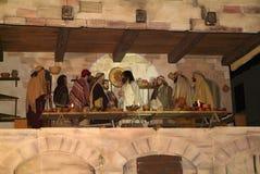 ΧΙΧ έκδοση Antignano μέσω Crucis (AT) - νόμος ενιαίο το 2007 Στοκ Φωτογραφία