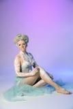 χιόνι βασίλισσας Στοκ φωτογραφίες με δικαίωμα ελεύθερης χρήσης
