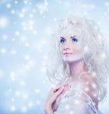 χιόνι βασίλισσας Στοκ Φωτογραφίες