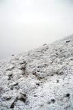 χιόνι βουνοπλαγιών παγετ στοκ φωτογραφίες