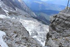 χιόνι βουνών νεφριτών δράκων Στοκ φωτογραφίες με δικαίωμα ελεύθερης χρήσης