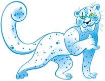 χιόνι ιαγουάρων ελεύθερη απεικόνιση δικαιώματος