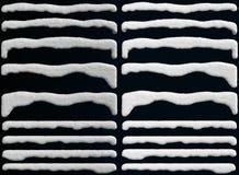 Χιόνι ΚΑΠ απεικόνιση αποθεμάτων