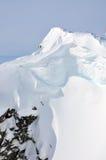 χιόνι πάγου Στοκ Φωτογραφίες