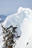 χιόνι πάγου Στοκ Εικόνες