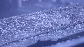 Χιόνι στην πόλη φιλμ μικρού μήκους