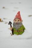 χιόνι στοιχειών Στοκ εικόνα με δικαίωμα ελεύθερης χρήσης
