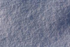 Χιόνι στο δρόμο Στοκ Φωτογραφία