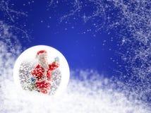 χιόνι σφαιρών Στοκ Εικόνες