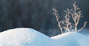 χιόνι τοπίων κλίσεων στοκ φωτογραφίες με δικαίωμα ελεύθερης χρήσης