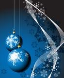 χιόνι Χριστουγέννων βολβώ&nu Στοκ Φωτογραφίες
