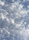χιόνι Στοκ Εικόνες