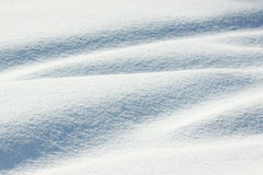 Χιόνι Στοκ Φωτογραφία
